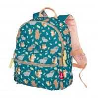 Детский рюкзак Лиса Яркие Краски