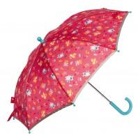 Детский зонт Енот Яркие Краски