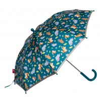 Детский зонт Лиса Яркие Краски