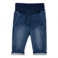 Синие джинсы sigikid baby