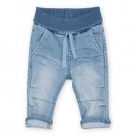 Голубые джинсы sigikid baby