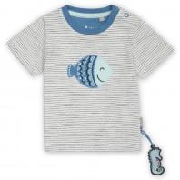 Джемпер с коротким рукавом sigikid, коллекция Летний День baby