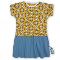 Платье комбинированное sigikid, коллекция Летний День mini