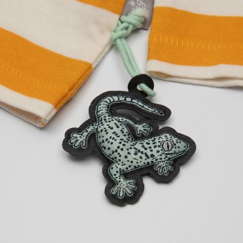 Джемпер в полоску с длинным рукавом sigikid, коллекция Живая Природа mini, рост 122 210406
