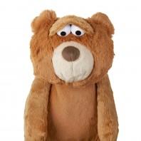Мягконабивная игрушка sigikid, Глазастый Мишка, Милая коллекция