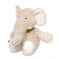 Мягконабивная игрушка sigikid, Белоснежный Слон, Милая коллекция