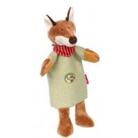 Мягконабивная игрушка sigikid, комфортер игрушка на руку Лесной Лис