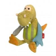 Мягконабивная игрушка sigikid, Динозаврик  Лоскутки