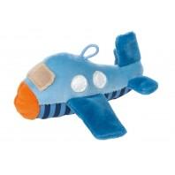 Игрушка-хваталка для малыша sigikid, Самолет, коллекция Красные Звезды
