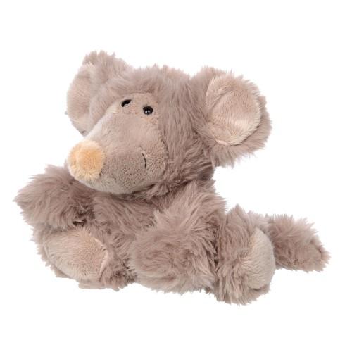 Мягконабивная игрушка sigikid, Серая Мышка, Милая коллекция