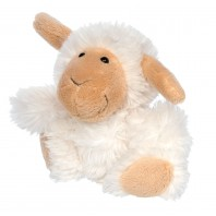Мягконабивная игрушка sigikid, Белая Овечка, Милая коллекция