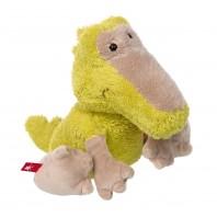 Мягконабивная игрушка sigikid, Крокодил, Милая коллекция