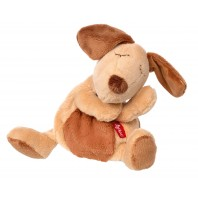 Мягконабивная игрушка sigikid, Теплый Пес Соня, Милая коллекция