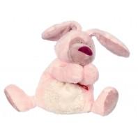 Мягконабивная игрушка sigikid, Теплый Заяц Соня, Милая коллекция