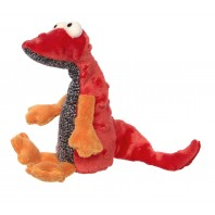 Мягконабивная игрушка sigikid, Красный Ящер из семейки Плюшевых Гаджетов