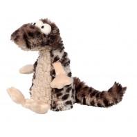 Мягконабивная игрушка sigikid, Пятнистый Питон  из семейки Плюшевых Гаджетов