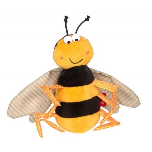 Мягконабивная игрушка sigikid, Пчела из семейки Плюшевых Гаджетов