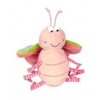 Мягконабивная игрушка sigikid, Бабочка из семейки Плюшевых Гаджетов