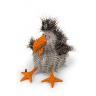 Коллекционная игрушка Зверский Город, Курица Чир-Чир