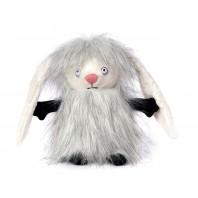 Коллекционная игрушка Зверский Город, Заяц Снежный Патруль