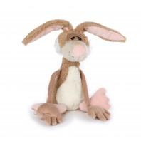 Коллекционная игрушка Зверский Город, Ленивый Кролик