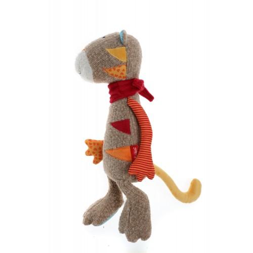 Мягконабивная игрушка sigikid, Тигрица  Лоскутки
