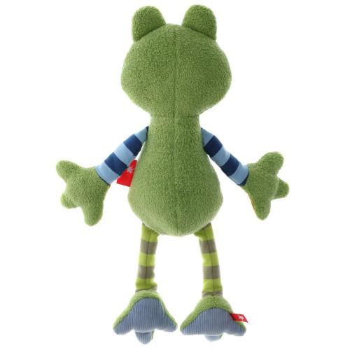 Мягконабивная игрушка sigikid, Лягушка   Лоскутки