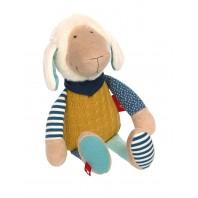 Мягконабивная игрушка   sigikid,  Веселая Овечка, Коллекция Лоскутки