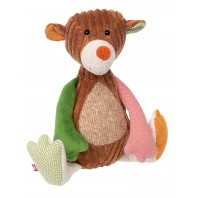Мягконабивная игрушка   sigikid,  Медвежонок Лоскутки