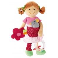 Развивающая мягконабивная игрушка   sigikid Кукла