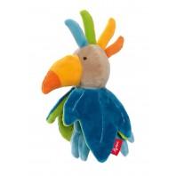 Развивающая мягконабивная игрушка   sigikid Птица