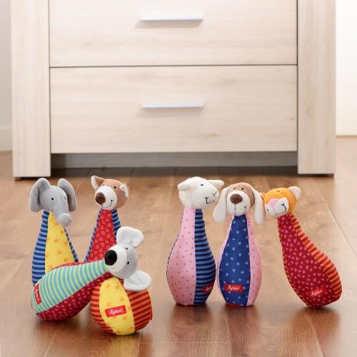 Мягконабивная игрушка   sigikid, Детский боулинг