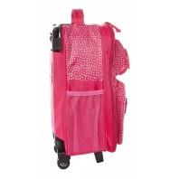 Чемодан на колесиках, Розовая Принцесса