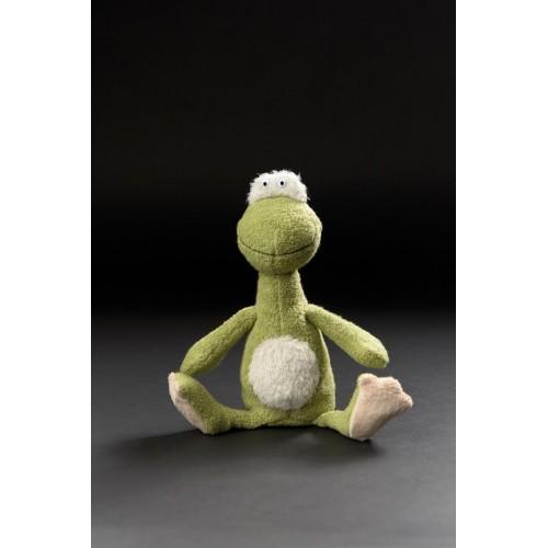 Мягконабивная игрушка sigikid, Маленькая Лягушка АПЧХИ!