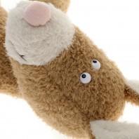 Мягконабивная игрушка sigikid, Большой коричневый кролик АПЧХИ!