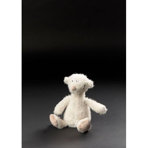 Мягконабивная игрушка sigikid, Маленький белый мишка АПЧХИ!