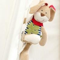 Мягконабивная игрушка sigikid, Кролик, Зеленая коллекция