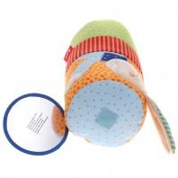 Развивающая мягконабивная игрушка  sigikid, Роллер Кролик, коллекция Активный Малыш
