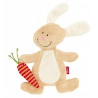 Мягконабивная игрушка sigikid, шуршащий зайчик, коллекция Классик