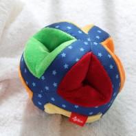 Развивающая мягконабивная игрушка  sigikid, Разноцветный Мяч, коллекция Активный Малыш