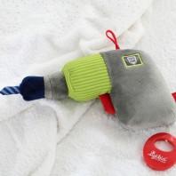 Мягконабивная игрушка sigikid, музыкальная дрель, коллекция Папа & Я