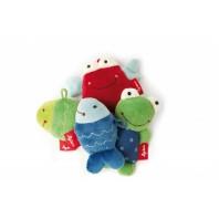 Развивающая мягконабивная игрушка  sigikid, Водный Мир, коллекция Активный Малыш