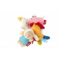 Развивающая мягконабивная игрушка  sigikid, Домашние животные, коллекция Активный Малыш