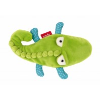 Игрушка-хваталка для малыша sigikid, Крокодил, коллекция Красные Звезды