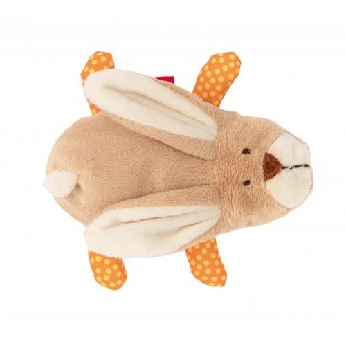 Игрушка-хваталка для малыша sigikid, Зайчик, коллекция Красные Звезды