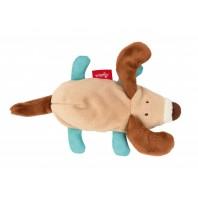 Игрушка-хваталка для малыша sigikid, Собачка, коллекция Красные Звезды
