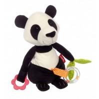 Развивающая мягконабивная игрушка  sigikid, Панда, коллекция Активный Малыш  (Activity panda)
