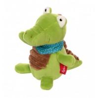 Развивающая мягконабивная игрушка  sigikid, Крокодил, коллекция Активный Малыш
