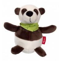 Развивающая мягконабивная игрушка  sigikid, Панда, коллекция Активный Малыш