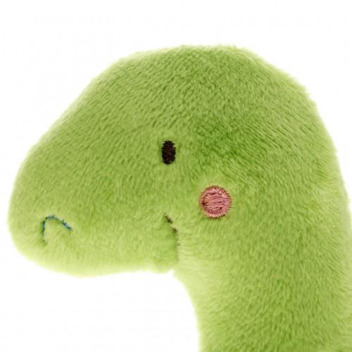 Игрушка-хваталка для малыша sigikid, Динозавр с пищалкой, коллекция Красные Звезды